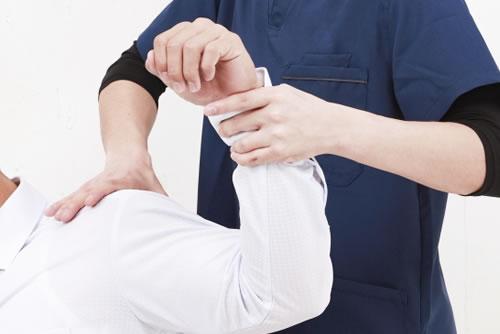 スポーツ障害治療・整体