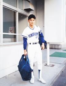 プロ野球選手時代